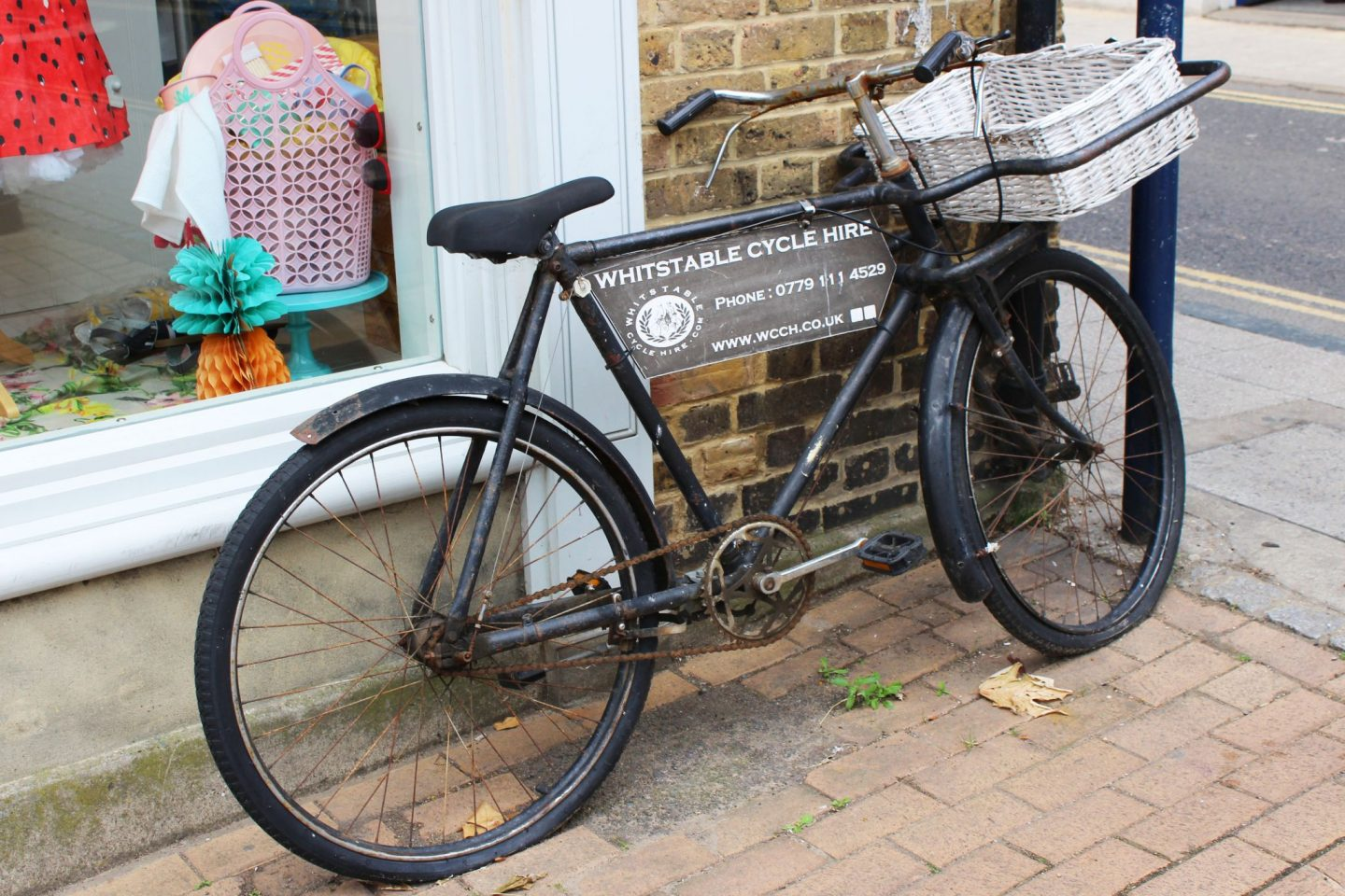 whitstable cycle hire