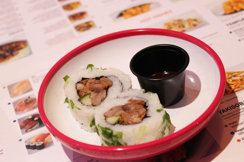 yo! sushi canterbury