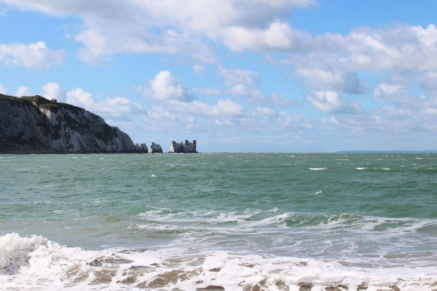 isle of wight needles