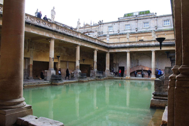 bath travel guide
