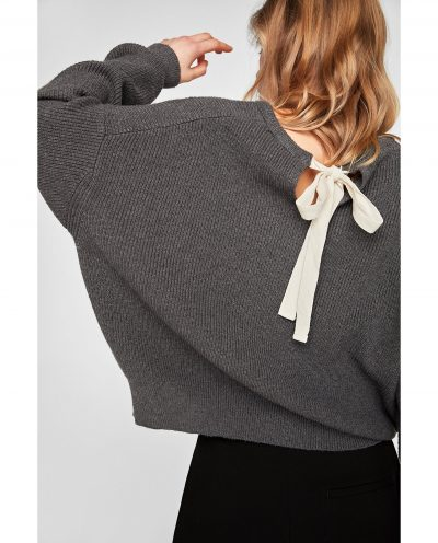 Zara Bow Jumper