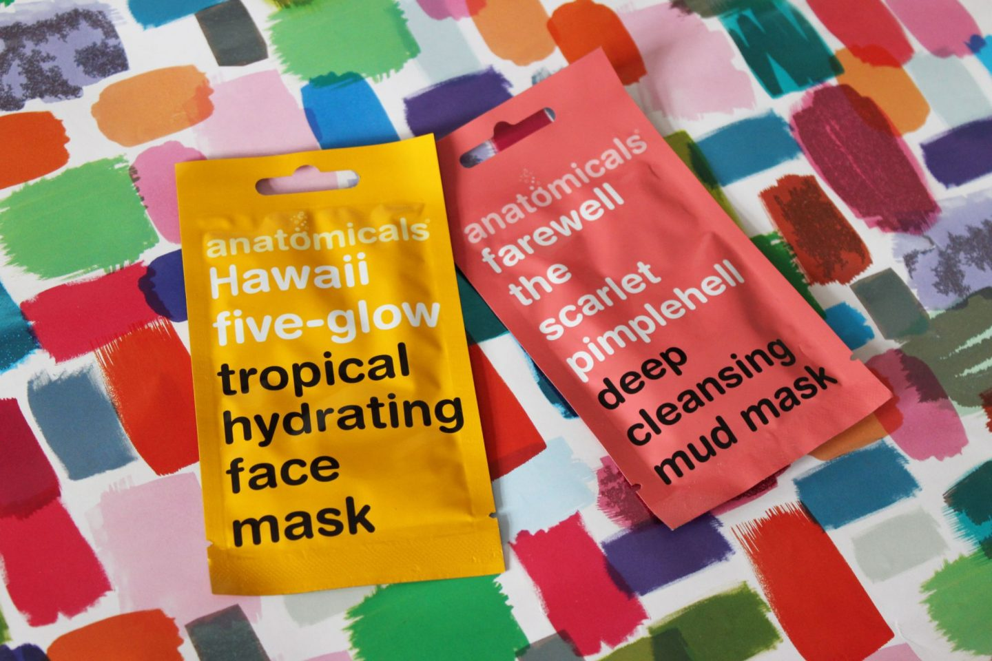 anatomicals face masks