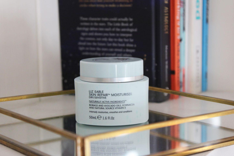 liz earle skin repair moisturiser