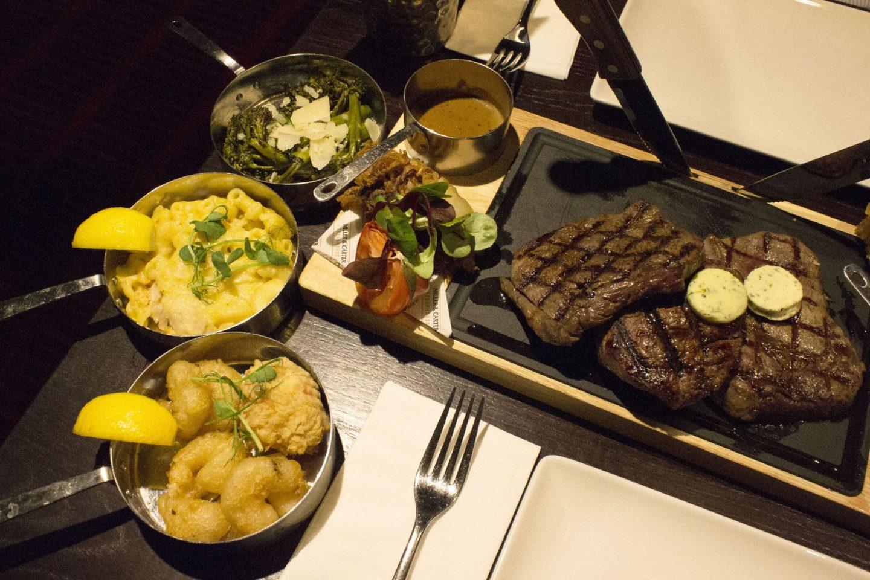 miller and carter sevenoaks butchers block steak