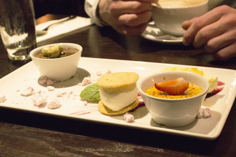 miller and carter sevenoaks desserts