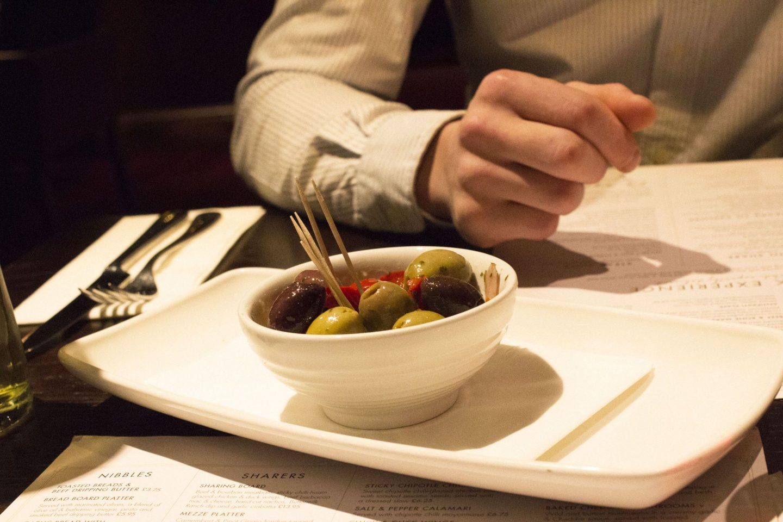miller and carter sevenoaks olives