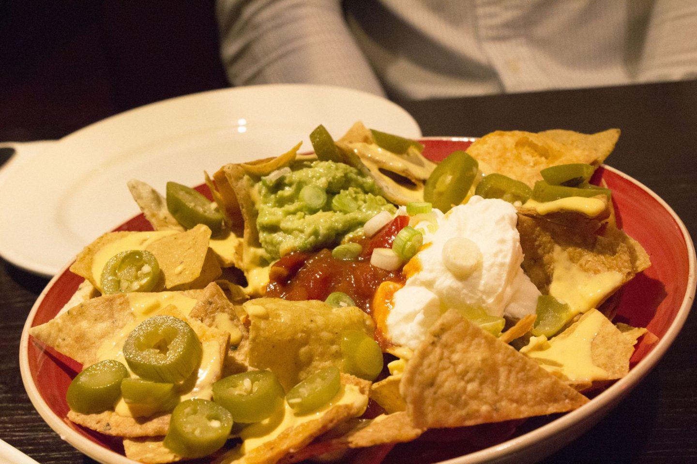 miller and carter sevenoaks nachos