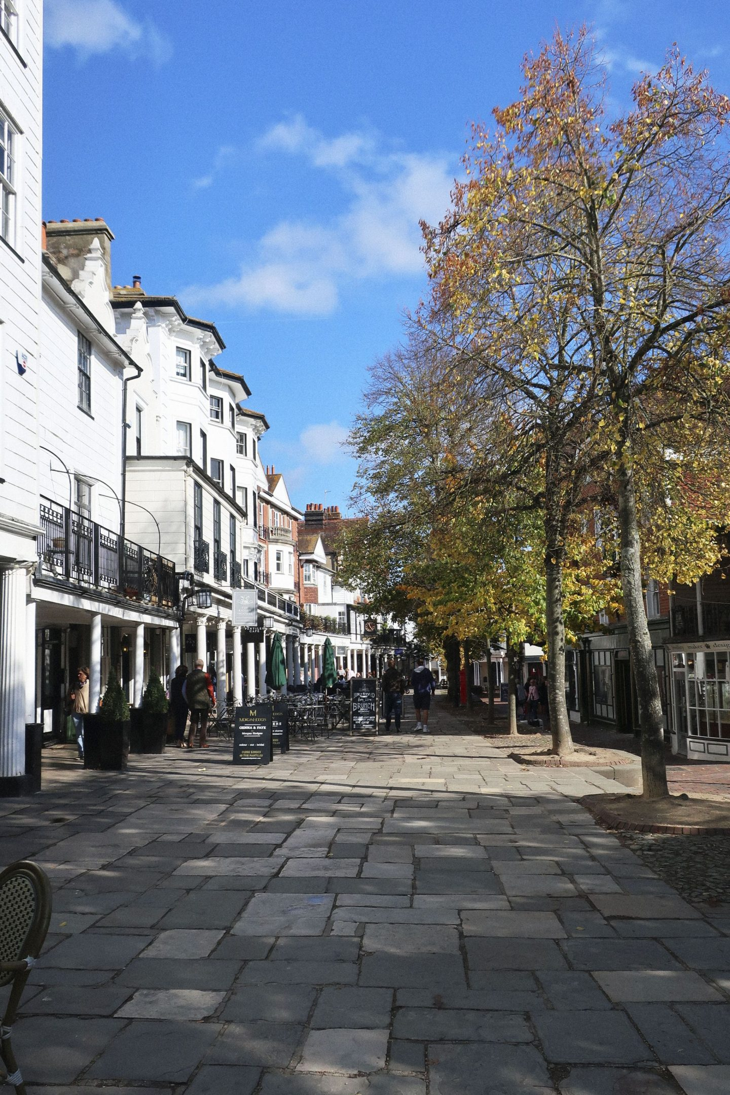 What To Get Up To In The Pantiles