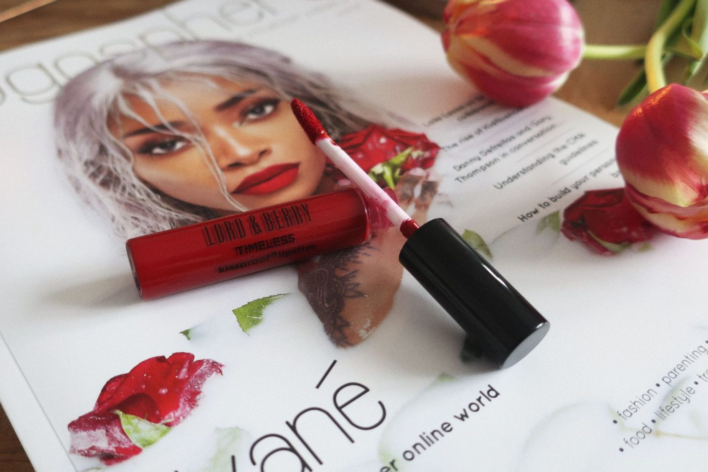 Lord & Berry Timeless Lipstick