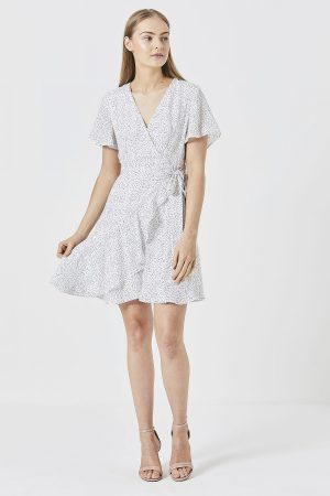 Angeleye Wrap Dress